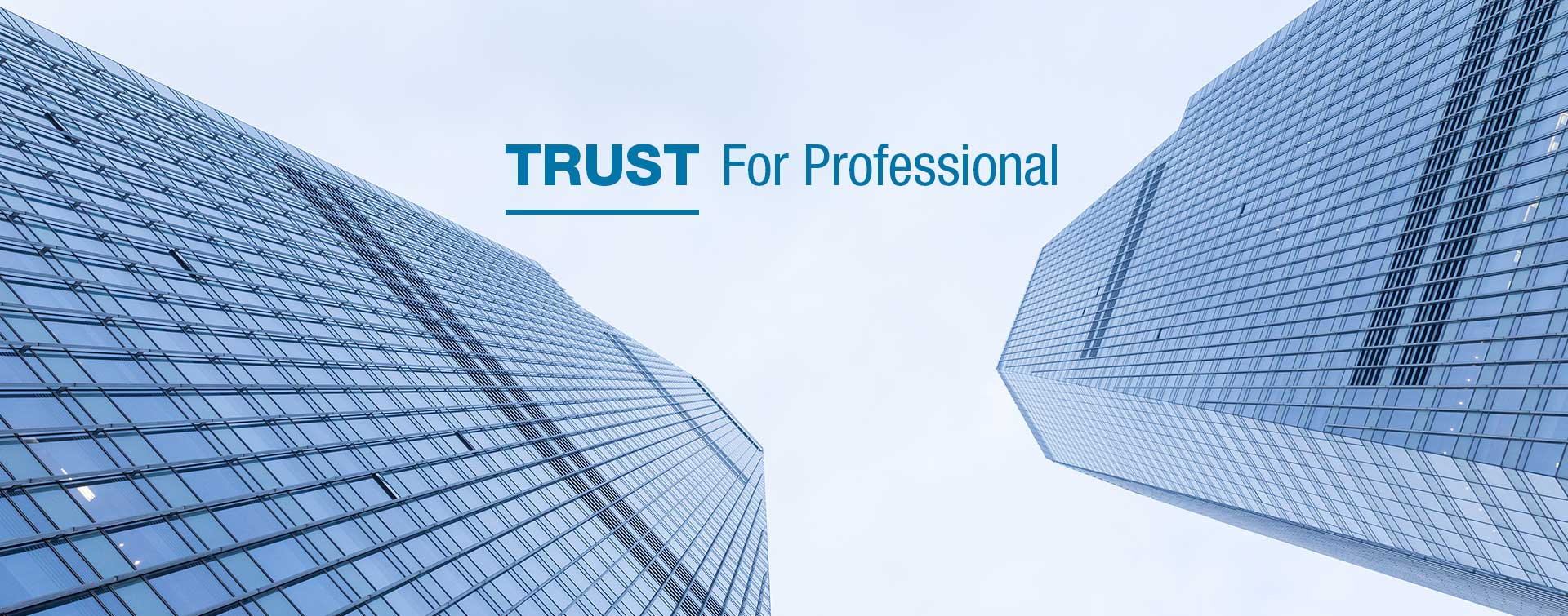 TRUST For Professional